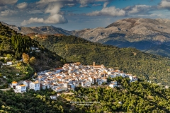 Algatocin, Andalusia, Spain