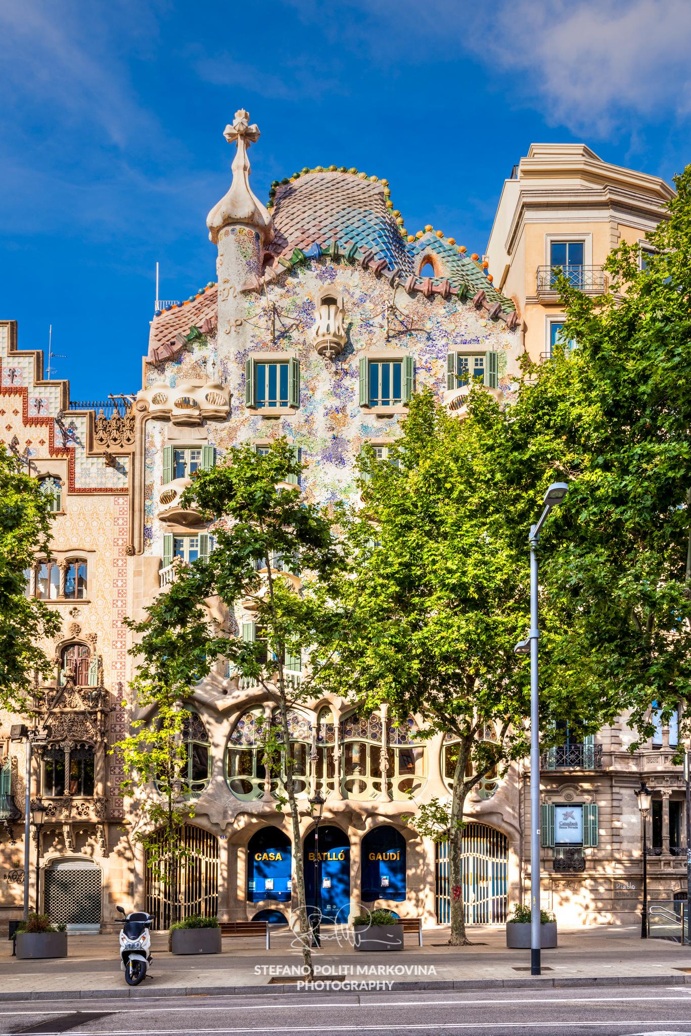 Gaudi's Casa Batllò