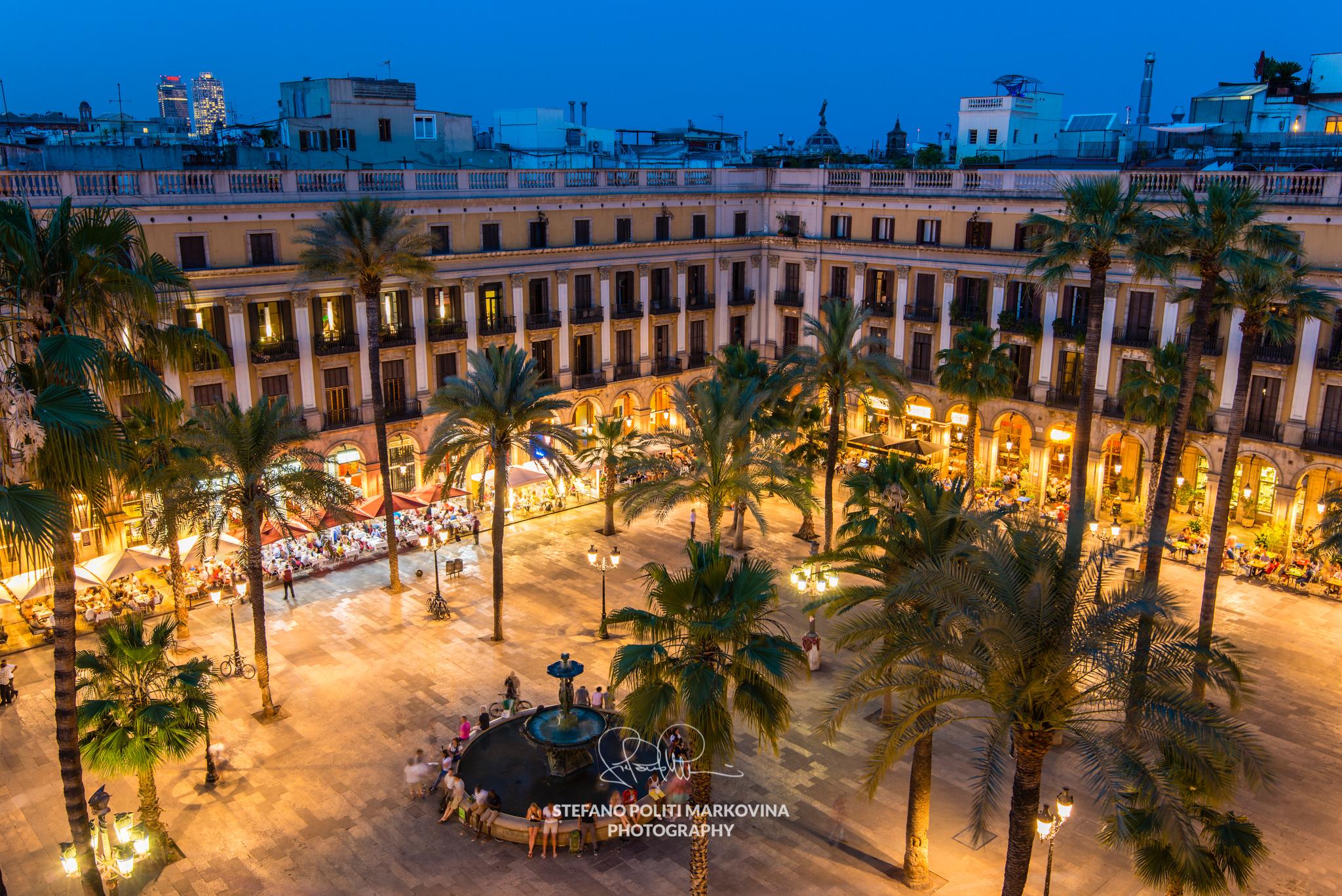 Best panoramic views of Barcelona