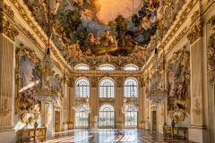 Steinerner Saal, Nymphenburg Palace, Munich, Bavaria, Germany