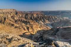 Fish River Canyon, Karas, Namibia