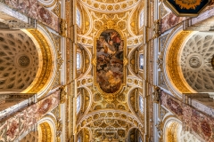 Church of St. Louis of the French or San Luigi dei Francesi, Rome, Lazio, Italy