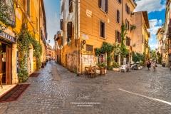 Trastevere district, Rome, Lazio, Italy