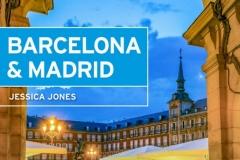 Barcelona and Madrid,  Moon, 2019