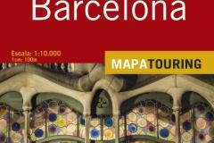 Plano de Barcelona, Anaya Touring  (Spain)