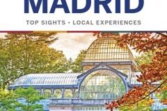 Pocket Madrid, Lonely Planet, 2018
