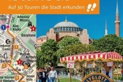 POLYGLOTT zu Fuß entdecken, Istanbul (Germany)