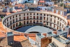 Placa Redonda square, Valencia, Spain