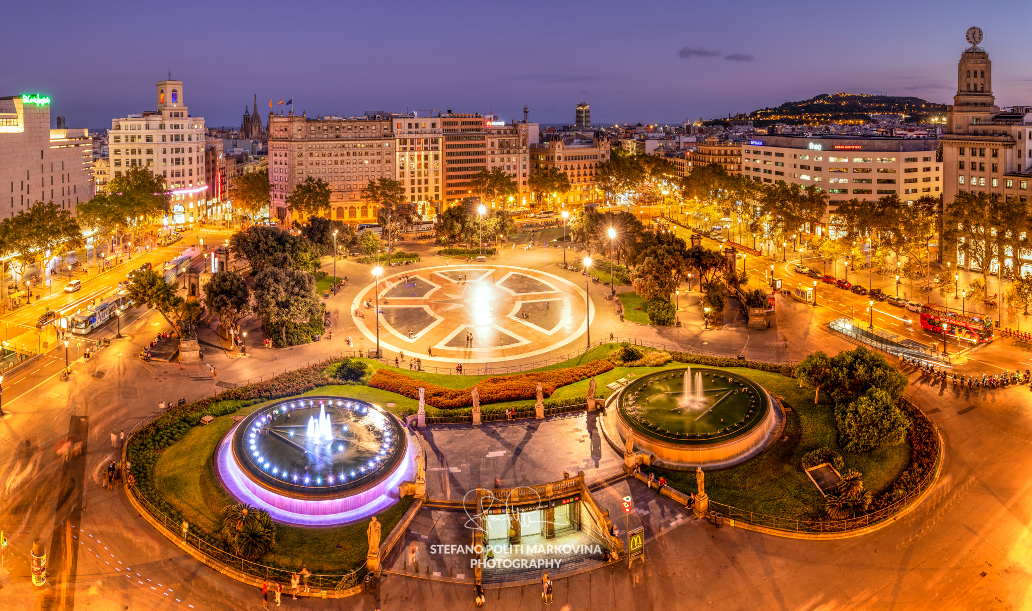 The best views of Barcelona for photographers