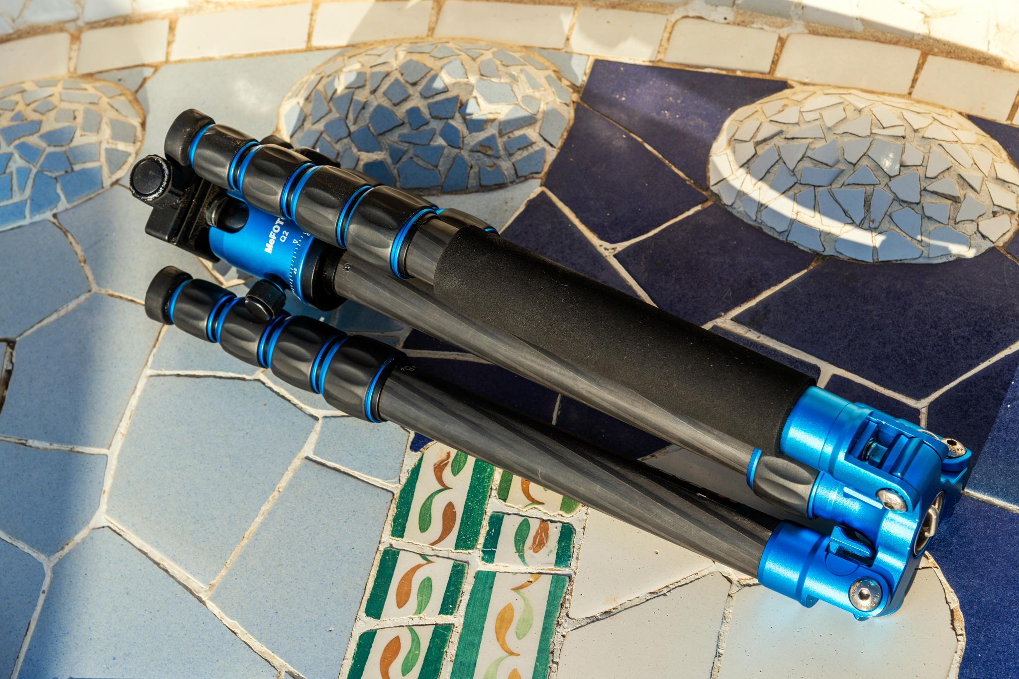 My reviews: MeFoto GlobeTrotter carbon fiber tripod