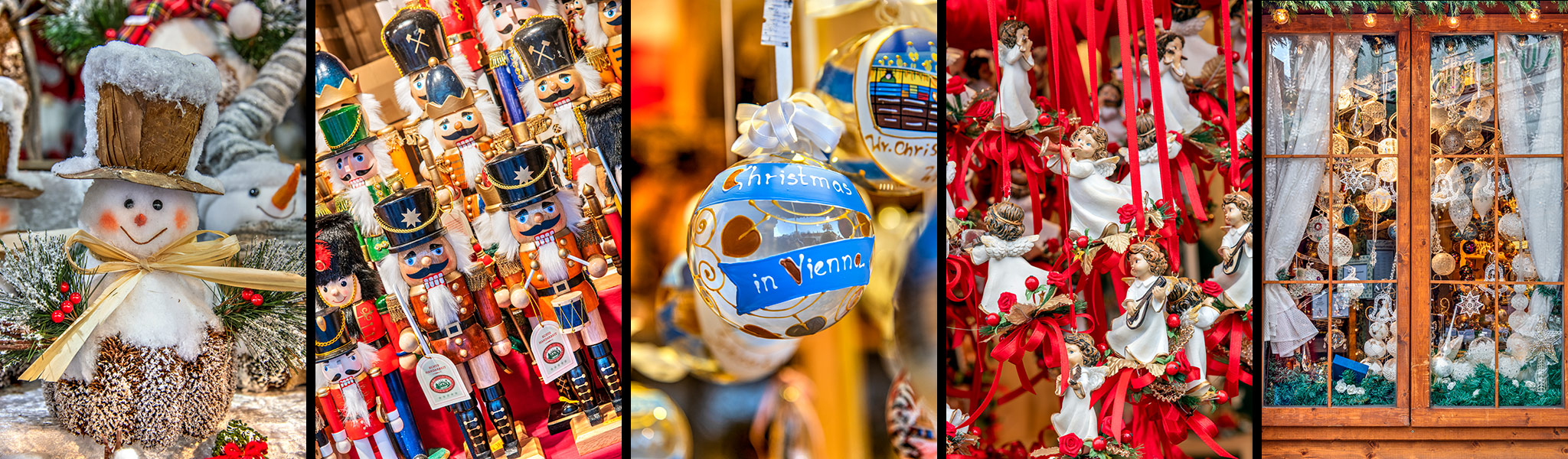 Shooting Christmas Markets in Vienna