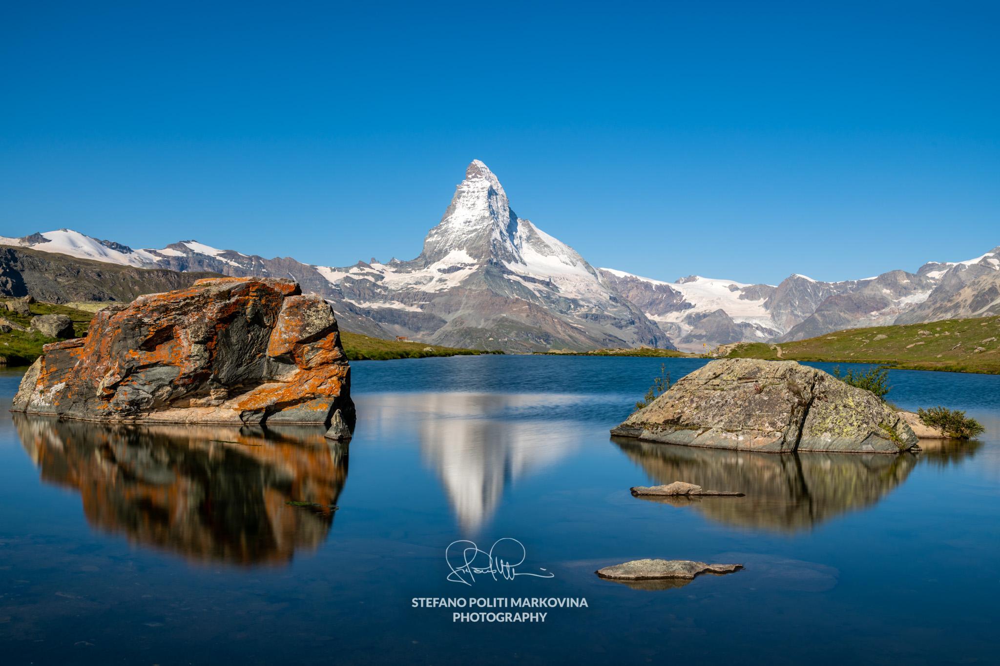 Best Matterhorn views for shooting photos
